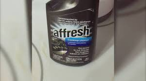 Cooktop Cleaning Creme W10355051 Affresh Cooktop Cleaner Demonstration On White