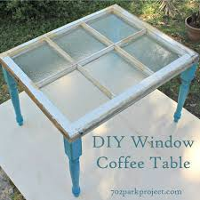 How To Build A Cheap End Table by Best 25 Window Coffee Tables Ideas On Pinterest Window Coffee