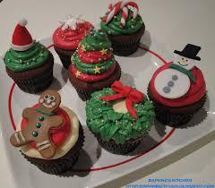 daphne u0027s kitchen christmas chocolate cupcakes merry christmas to
