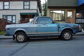 subaru brat 2013 seattle u0027s parked cars 1979 subaru brat dl