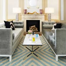 decor stellar white marble coffee table with gold legs for home
