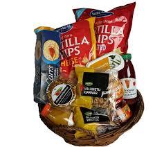 snack gift baskets snack cheese nuts gift basket í húsi blóma flower delivery shop