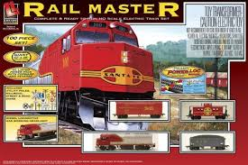 like trains ho scale rail master electric set reviews