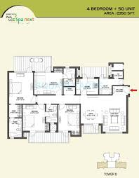 Parkview Apartments Floor Plan Bestech Park View Spa Next In Sector 67 Gurgaon Project