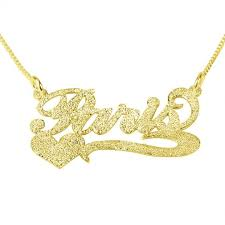 carrie name necklace 67 best 14k gold name necklace images on necklaces