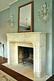 great french country fireplace suzannawinter com