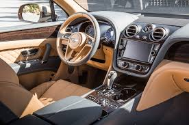 bentley interior 2017 the 2017 bentley bentayga sets stages on fire