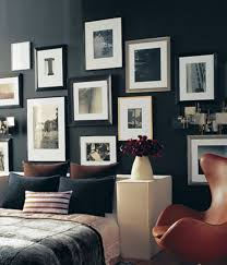 Picture Hanging Design Ideas The Stained Wood Stays What Paint Colors Will Go With It Laurel