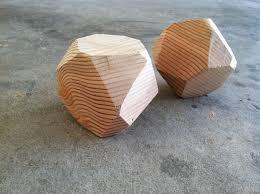 geometric wood block curtain tie backs hopes and seams