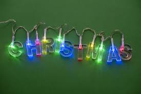 banister garland tags led garland lights patio table