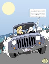 cartoon jeep drawings cute and creepy the blog of cartoonist jay p fosgitt processed foz