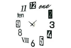 pendule cuisine design horloge de cuisine horloge design cuisine pour pendule