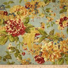 waverly floral engagement twill woodland discount designer