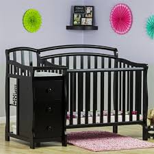 4 In 1 Mini Crib by Mini Crib With Changing Table Shelby Knox