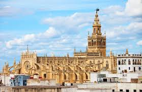 Map Of Seville Spain by The Most Beautiful Sights In Seville