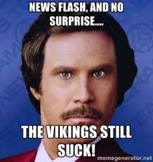 Vikings Suck Meme - minnesota vikings jokes kappit