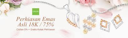 orori jewellery orori jewelry gambir