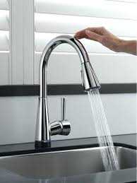 Touch Free Faucet Kitchen Touch On Kitchen Faucet And Fashionable Touch On Kitchen Faucet
