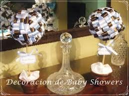 decoracion de baby shower centros de mesa para baby shower