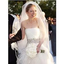 chelsea clinton wedding dress fashion mixology chelsea clinton chose vera wang as