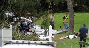one killed after plane crashes in spring hill backyard tbo com
