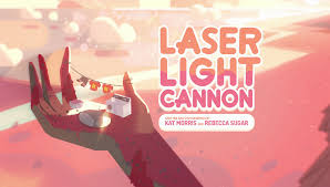 laser light cannon steven universe wiki fandom powered by wikia