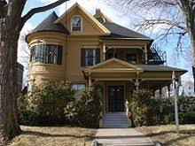 Queen Anne Style Home Queen Anne Style Architecture In The United States Wikipedia