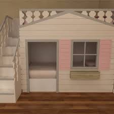 Cottage Bunk Beds Kids Furniture Store Folkestone - High bunk beds