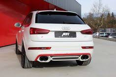 audi q3 modified 2014 abt sportsline rs q3 modified cars modified