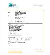 manager weekly report template how to write a weekly report template resume template
