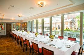 private dining room the ivy city garden london