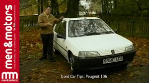 cheap used peugeot used car tips peugeot 106 youtube