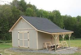 fancy storage sheds vermont custom sheds large overhangs
