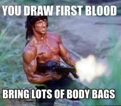Rambo Meme - meme maker rambo generator