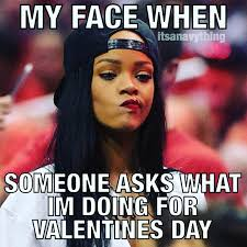 V Day Memes - tha afterparty radio station don t get all crazyinlove over vday