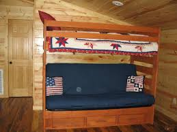 Cabin Bunk Beds More Bunk Beds Picture Of Pine Meadow Cabins Broken Bow