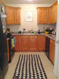 kitchen elegance rugs decoration in minimalist kitchen as well