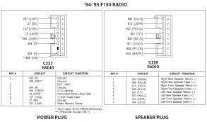 1991 ford ranger stereo wiring diagram wiring diagram simonand
