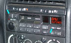 bmw e30 e36 cd changer installation 3 series 1983 1999