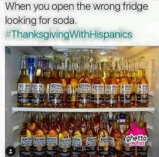 Hispanic Memes - thanksgiving with hispanics ghetto red hot