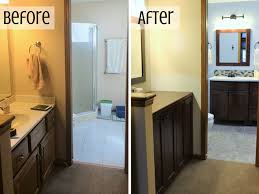 bathroom remodel ideas before and after bathroom before and after small bathrooms dazzling photos ideas