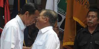 profil jokowi dan jk sindiran pdip dan kabar retaknya hubungan jokowi jk merdeka com