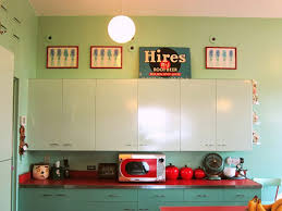 Vintage Metal Kitchen Cabinets Pictures Gallery Betah Consultants - Metal kitchen cabinets vintage