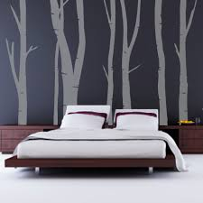 bedroom simple bedroom wall painting designs relaxing turqoise