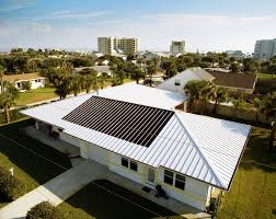 a cracker style roof researchers from the florida solar energy a cracker style roof researchers from the florida solar energy center built this pv