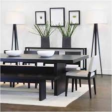 modern kitchen and dining room design best modern dining table with bench home furniture
