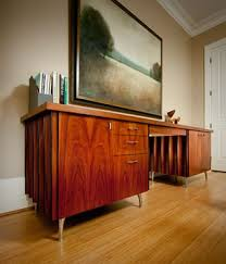 Kidney Bean Desk Hand Crafted Kidney Bean Desk And Credenza By The Woodleaf Co