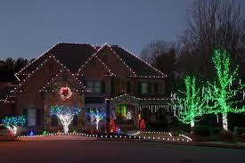 atlanta outdoor christmas decoration exterior traditional with led