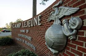Camp Lejeune Map Va To Change Disability Claims Rules For Camp Lejeune Veterans
