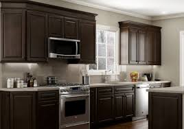 cabinets in small kitchen can you espresso cabinets in a small kitchen